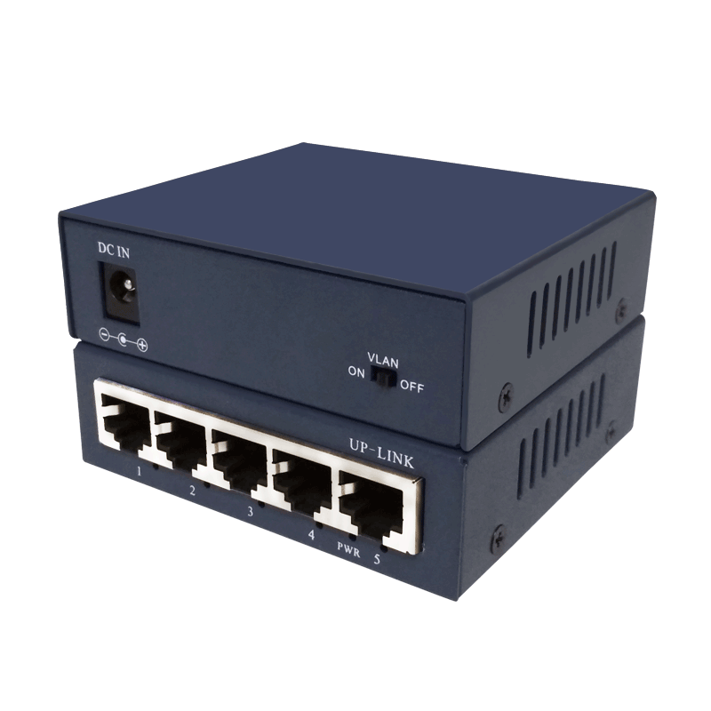10/100mbps Ethernet Switch 5FE